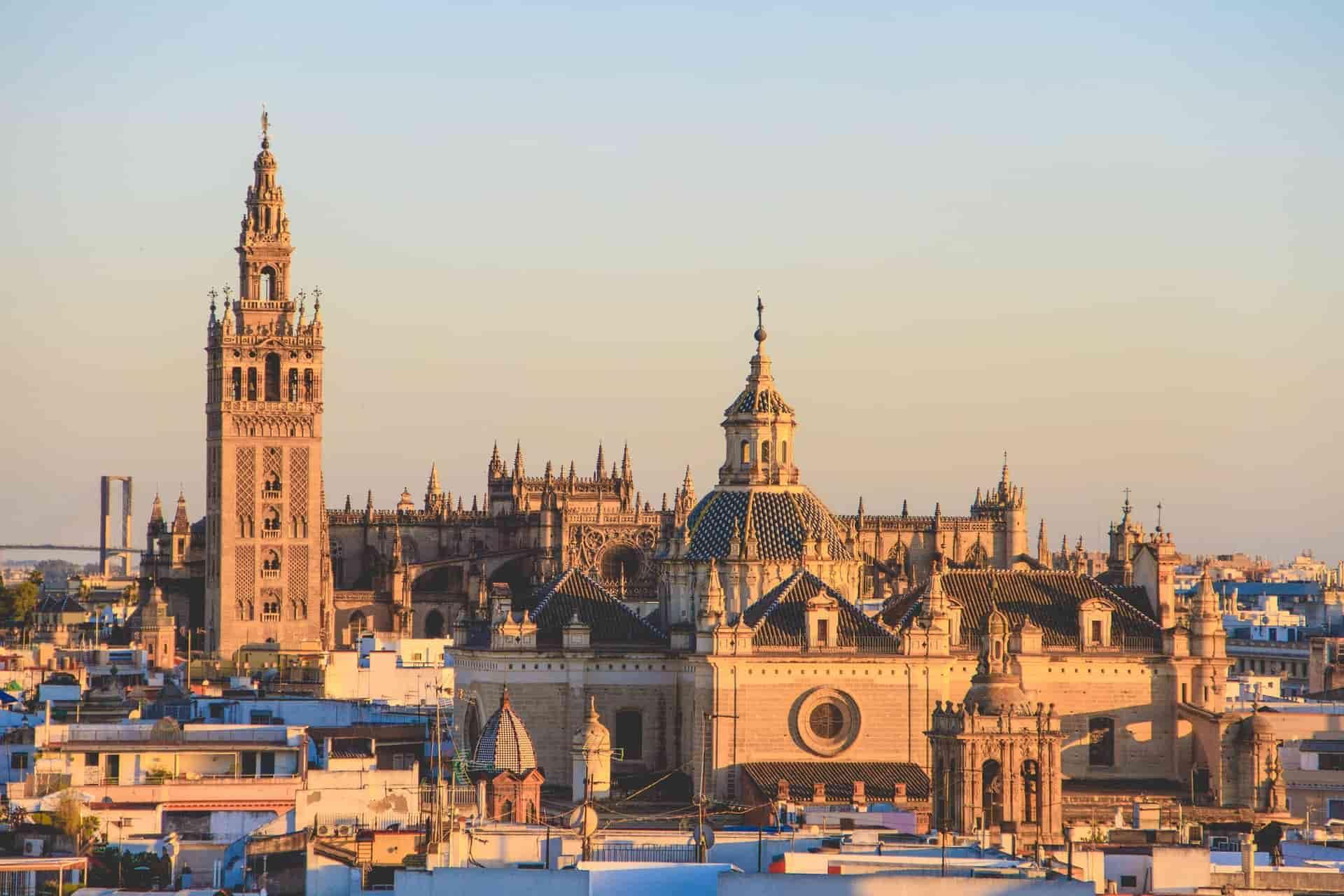 Sevilla óváros